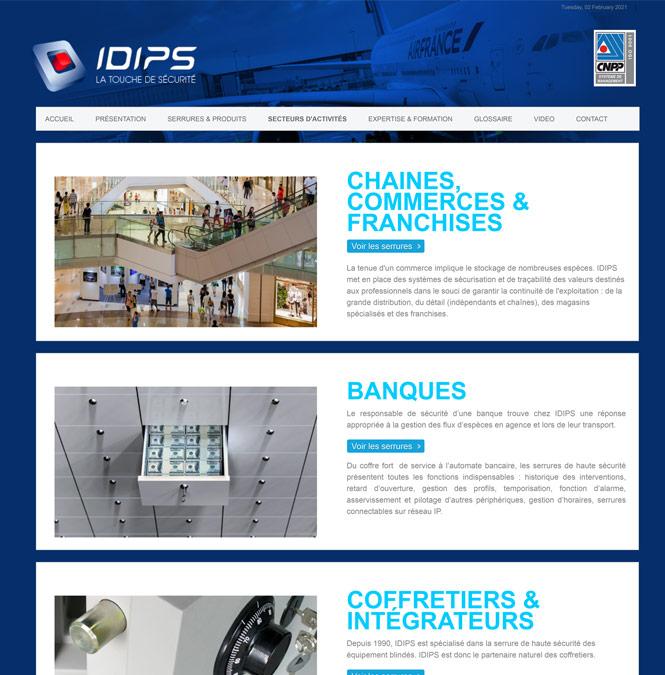 Site Internet pour PME